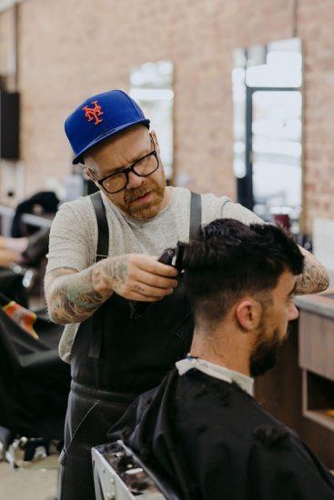 Barber in Lilydale
