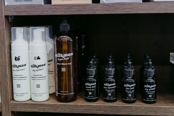 Milkman Grooming Co collection